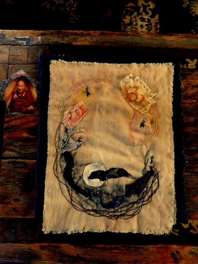 Cradle of Mother Night ~ Solstice   $65